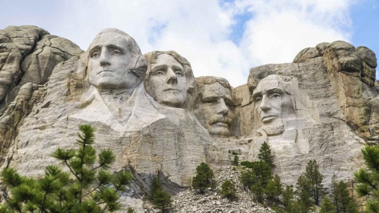 Rushmore iz granita