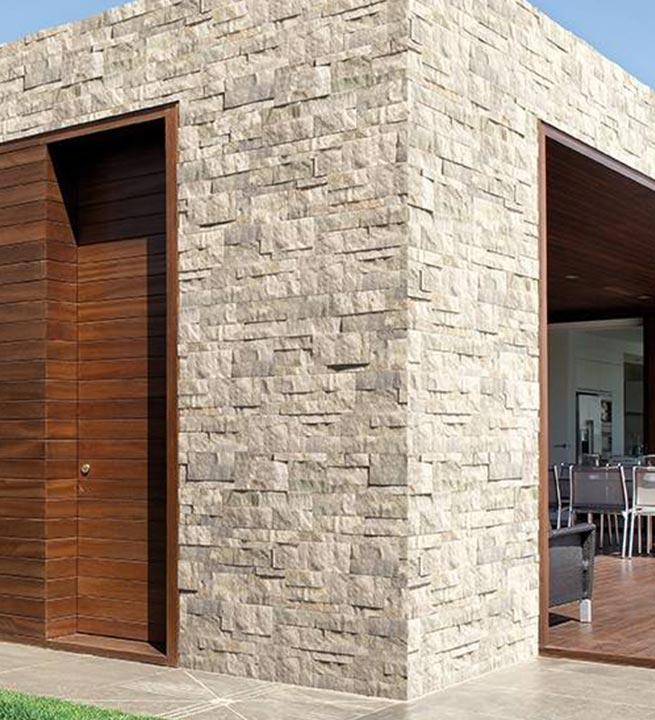 Apneni kamen za oblaganje fasade