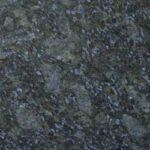 Granit z vzorci v zeleno modri barvi Butterfly Blue