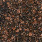 Kamen granit črno rjave barve Tan Brown