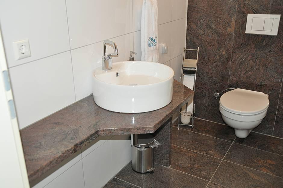 kopalniške pult obloge iz Granita