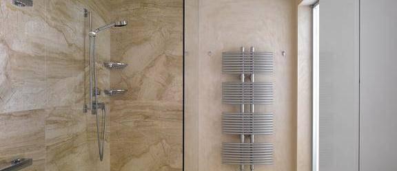 Marmorne stenske obloge za kopalnico