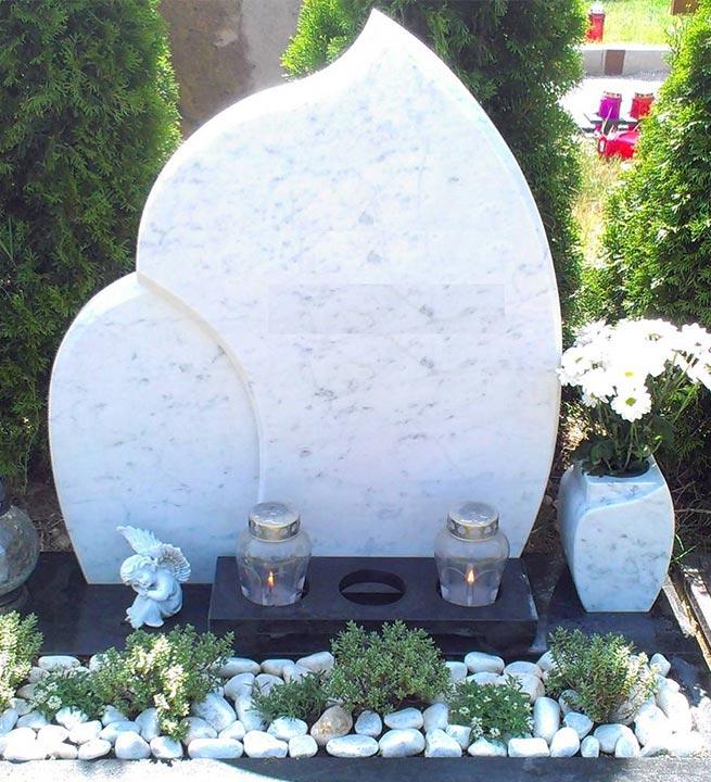Nagrobni spomenik solza