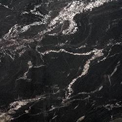 Naravni granit z belimi vzorci Paradiso Black