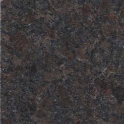 Naravno krtačen črno-rjav granit Coffee Brown
