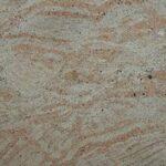 Nežno rjavo obarvan granit Golden Oak Light
