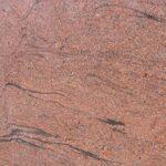 Okrasni kamen granit Multicolor Red