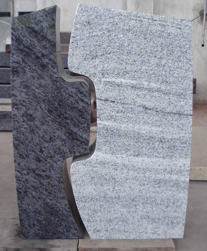 Puzzle nagrobni spomenik Granit