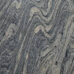 Siv vzorčast granit Juparana Ch