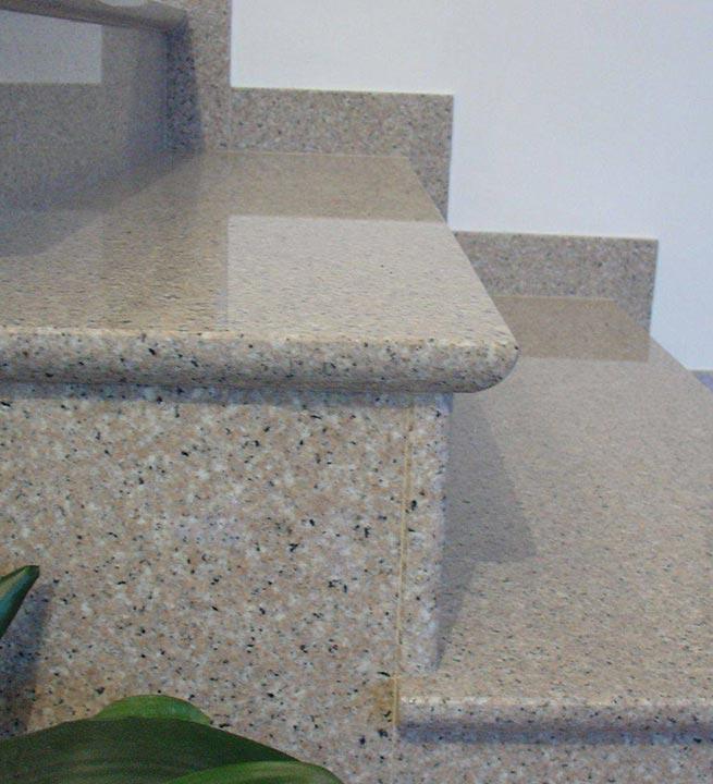 Stopnice naravni kamen notranje