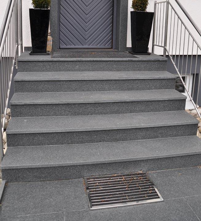 Vhodne zunanje stopnice